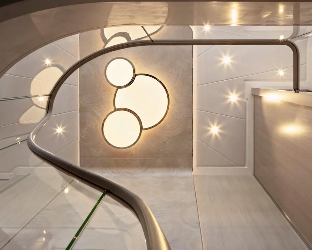 Marine Lighting Stairwell